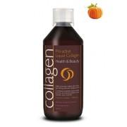 Collagen lichid hidrolizat cu aroma capsuni Pro Active 500ml Pharmacros