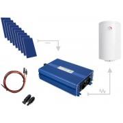 Zestaw do grzania wody w bojlerach ECO Solar Boost 2700W MPPT 9xPV Mono