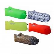 Sillón Inflable Kany Lazybag para Playa (Varios Colores) No Necesita Inflador