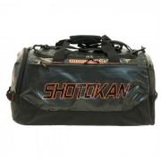 Budo Nord Väska Svart/Orange Shotokan