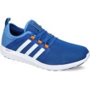 Adidas FRESH BOUNCE M Men Running Shoes(Blue, White)