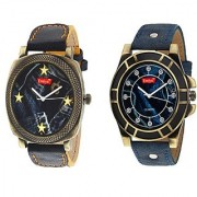 New Evelyn wrist watch for men combo-EVE-406-411