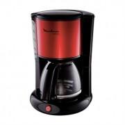 Cafetière filtre classique subito rouge 1,25 L FG360D11 Moulinex