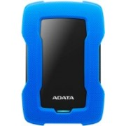 ADATA AHD330 2 TB External Hard Disk Drive(Blue, Black)