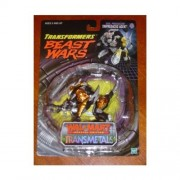 Transformers Beast Wars Wal-mart Special Edition Transmetals Tripedacus Agent Panther Action Figure