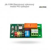 JA-110N Zbernicový výkonový modul PG výstupov