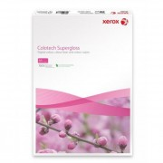Másolópapír, digitális, A4, 250 g, bevonatos, magasfényű, XEROX \Colotech Supergloss\