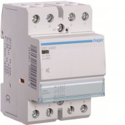 Csendes moduláris kontaktor 40A, 4 Záró érintkező, 230V AC 50 Hz (Hager ESC440S)