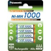 Panasonic High Capacity BK-4HGAE AAA 1000mAh B4 micro accumulátor