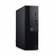 Desktop, DELL OptiPlex 3070 SFF /Intel i3-9100 (4.2G)/ 8GB RAM/ 256GB SSD/ Win10 Pro + Mouse&KBD (S512O3070SFF)