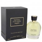 Patou Pour Homme by Jean Patou Eau De Toilette Spray (Heritage Collection) 3.4 oz
