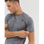 New Balance running tenacity t-shirt in grey