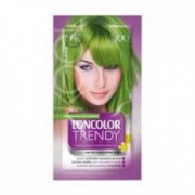 Vopsea de par semipermanenta Loncolor Trendy Colors V7 Verde Dubstep