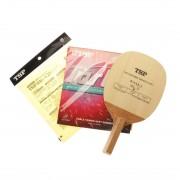 【SALE 16%OFF】ティーエスピー TSP 卓球 ラケット(競技用) 初心者ペンセット 21432ST3