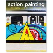 Publikat Publishing Action Painting bringing art Buch