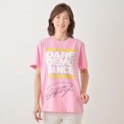 SAM直筆サイン入り! ダレデモダンス Tシャツ【QVC】40代・50代レディースファッション