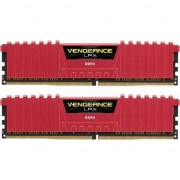 Memorie Corsair Vengeance LPX Red, 16GB DDR4, 2133MHz, CL13