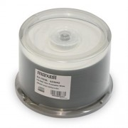 CD-R MAXELL Printable 700MB 52X 50ks/spindel