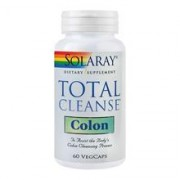 Total Cleanse Colon Solaray Secom 60cps