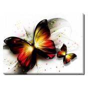 Tablou Canvas Fluturi