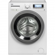 Masina de spalat rufe Beko WMY71443LB2, A+++, 7 Kg, 1400 Rpm, Display Digital, Motor Inverter Pro Smart, Alb