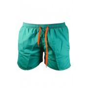Max - plavky chlapecké šortkové 13-14 let petrolejová