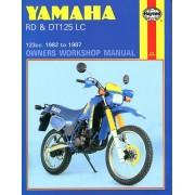 Haynes Yamaha RD et DT125LC (82-87) 0887