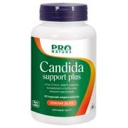 Pro Natura Candida Support Plus 90 veg kapsułek - 90 kapsułek