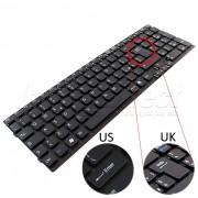 Tastatura Laptop Sony VAIO PCG-91111M layout UK + CADOU
