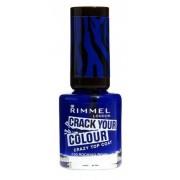 RIMMEL LONDON CRACK YOUR COLOUR ROCKING ROYAL 030 8ML