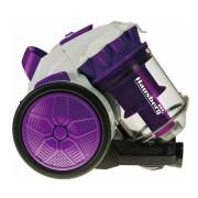 Aspirator fara sac Hausberg HB-2010, 900 W, capacitate 3 L, filtru HEPA