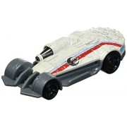 Hot Wheels Star Wars Carships 40th Anniversary Millennium Falcon Vehicle