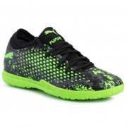 Обувки PUMA - Future 19.4 TT 105548 03 Black/Gray/Green Gecko