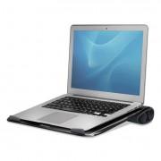 I-Spire Series Laptop Lapdesk, 14 15/16 X 11 3/16 X 1 11/16, Black/gray