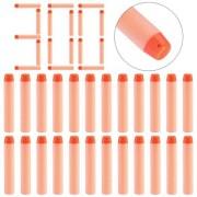 Refill Bullets, Yamix 300-Dart Refill Pack Refill Darts for nerf n-strike elite series blasters - Orange
