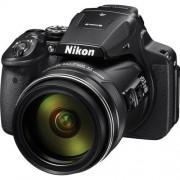 Nikon COOLPIX P900 - NERA - 2 Anni Di Garanzia In Italia