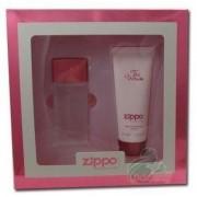 Zippo The Woman Woda perfumowana 30ml spray + Ĺťel pod prysznic 75ml