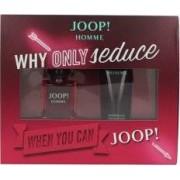 Joop! Joop Homme Gift Set 30ml Eau De Toilette + 75ml Gel de Banho