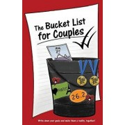 The Bucket List for Couples, Paperback/Lovebook
