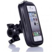 Techly Np Custodia Impermeabile per Smartphone da Bici fino a 5 pollici