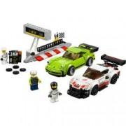 LEGO R Speed Champions Porsche 911 RSR si 911 Turbo 3.0 75888