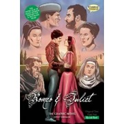Romeo and Juliet the Graphic Novel: Quick Text, Paperback/William Shakespeare