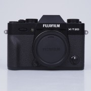 Fujifilm Finepix X-T20 Digital Cameras with 18-55mm f/2.8-4 R LM OIS Lens - Black