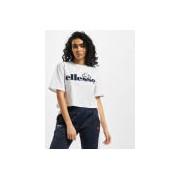 Ellesse / t-shirt Matamata in wit - Dames - Wit - Grootte: Medium