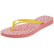 Havaianas Women's Slim Sunny Coral Fashion Slippers - 3.5 UK
