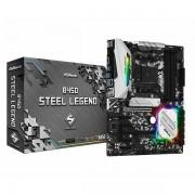 ASRock Main Board Desktop B450 STEEL LEGEND, 90-MXBA00-A0UAYZ 90-MXBA00-A0UAYZ