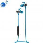 HTC Universe XHH-O300 ruis vermindering magnetische oordopjes draadloze Bluetooth sport hoofdtelefoon voor iPhone Samsung Huawei Xiaomi HTC en andere Smartphones(Blue)