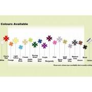 Apple Christmas Tree Wall Sticker - 20 Colours!