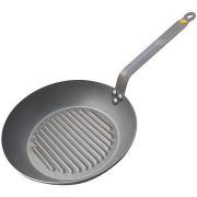 De Buyer Mineral B Element vas grill serpenyő 26 cm DB561326