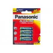 Panasonic alkáli 4db mikro elem